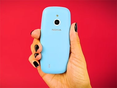 New Nokia 3310 variant with 3G support and two new colour options revealed