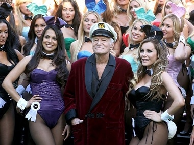 Hugh Hefner. Image from Twitter/@TheMasterBucks.