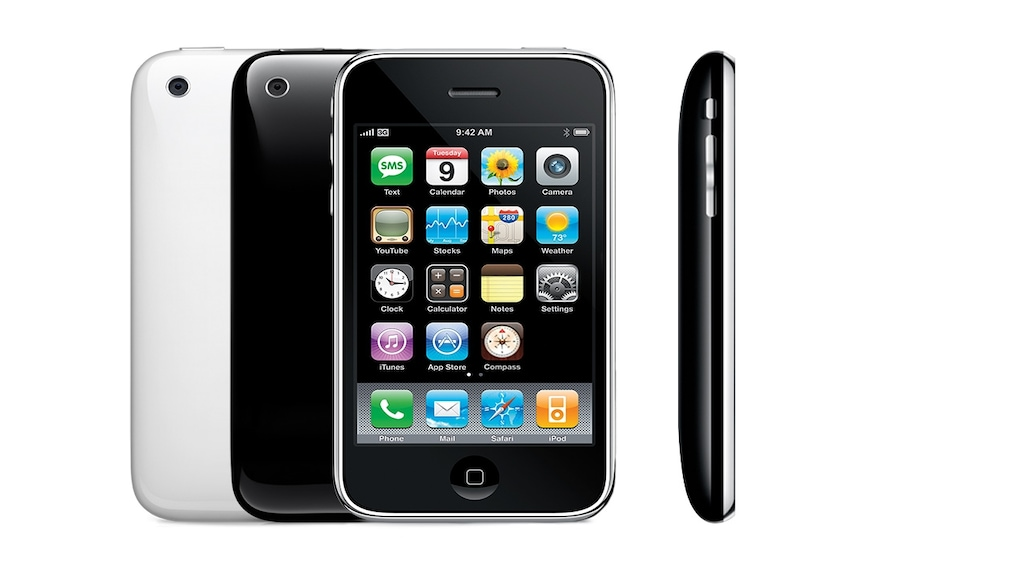 The company announced Apple iPhone 3GS in June 2009 and later launching the device in the same month. iPhone 3GS was a minor upgrade over the 3G. Image: Apple