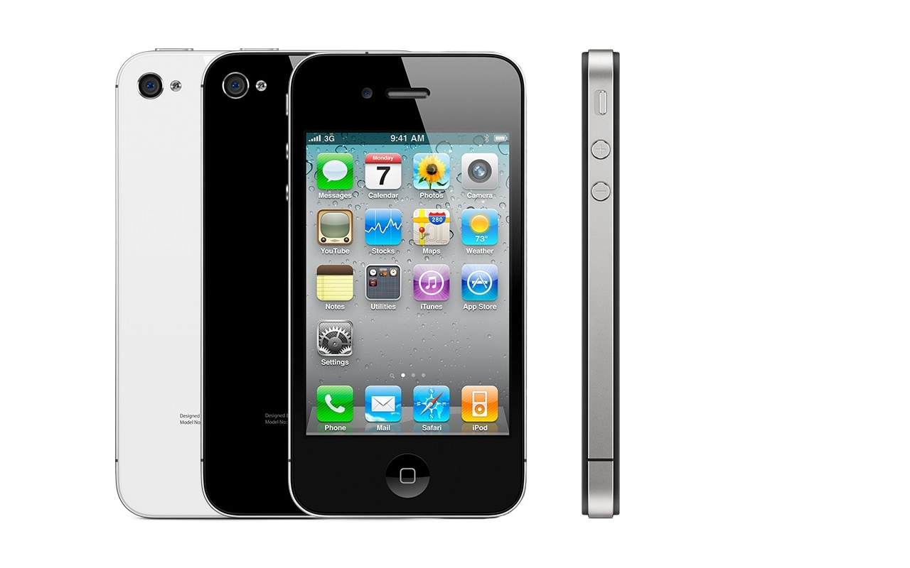 how to add iphone 4 to devices in apple