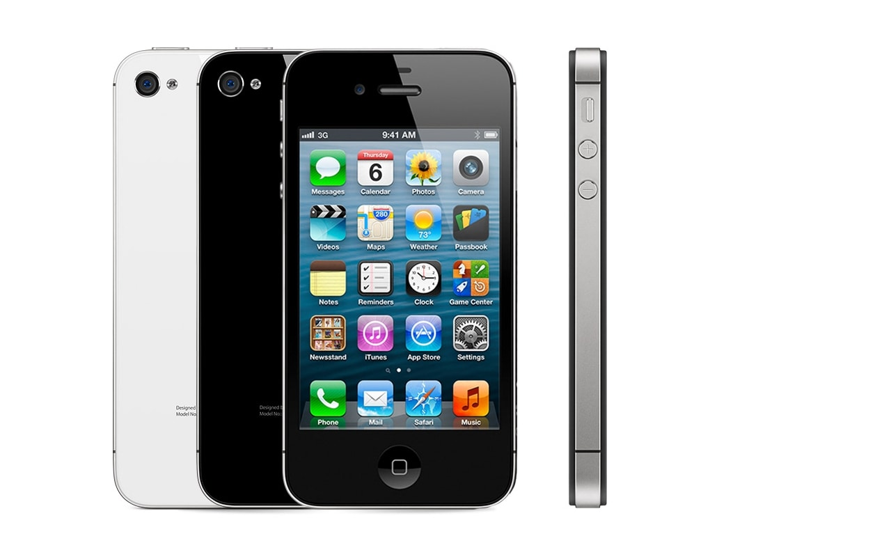 The company announced the iPhone 4S in October 2011 and released the device in the same month. It was a relatively minor upgrade to the iPhone 4 but it added 8 MP rear camera to the device. Image: Apple