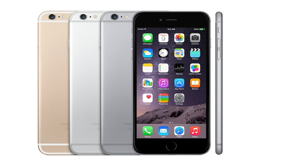 iPhone 6S was launched in September 2015 along with the iPhone 6S. The device marked an evolutionary upgrade over iPhone 6 Plus to keep up with the market. Image credit: Apple.