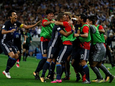 FIFA World Cup 2018 qualifiers: Japan qualify with win over Australia; China, Syria keep hopes alive