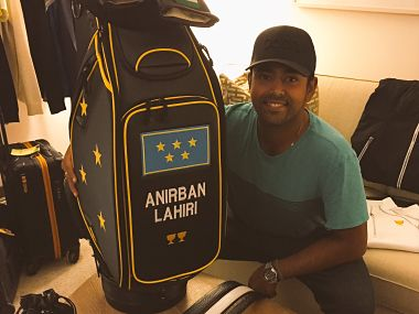 Presidents Cup: Anirban Lahiri hopeful of making amends for last tournaments slip-up