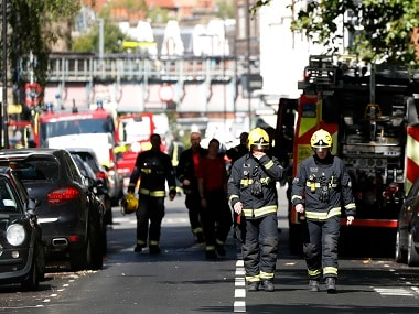 London tube blast: Here's what we know about the explosion at Parsons Green station