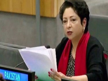 Pakistan's Maleeha Lodhi says UNSC closed-door meeting nullifies India's claim of Jammu and Kashmir being internal matter