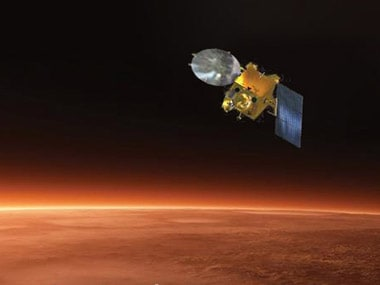 Indias Mars Orbiter Mission completes three years in orbit, well beyond the original planned duration of six months