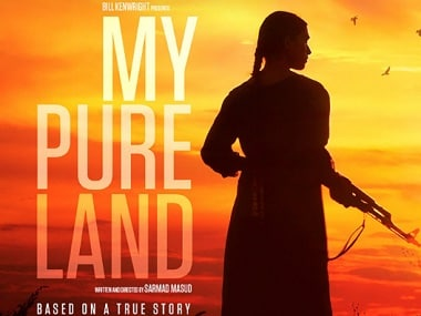 My Pure Land poster. Image from Twitter.