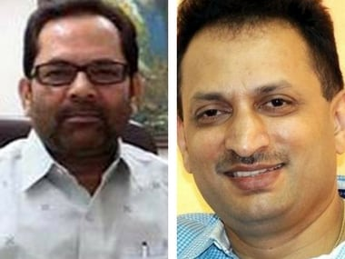 Cabinet reshuffle: MA Naqvis elevation may please Muslim voters, but Anant Kumar Hegde could play spoilsport