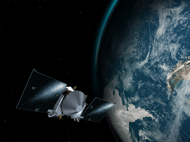 NASAs asteroid hunting OSIRIS-REx spacecraft to make a close flyby of Earth at 30,758 kph