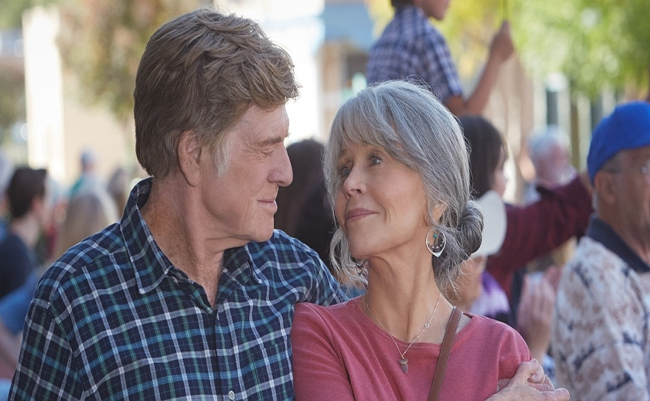Robert Redford and Jane Fonda's Netflix original film Our Souls At Night had its Asian premiere in Mumbai on Thursday