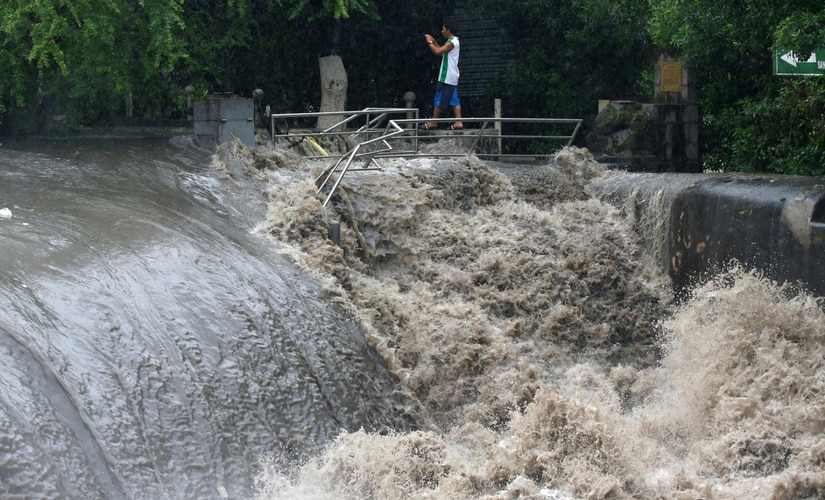 The weather bureau has warned that continued moderate to heavy rains in Manila and nearby provinces along the cyclone's path may trigger flash floods and landslides. Reuters