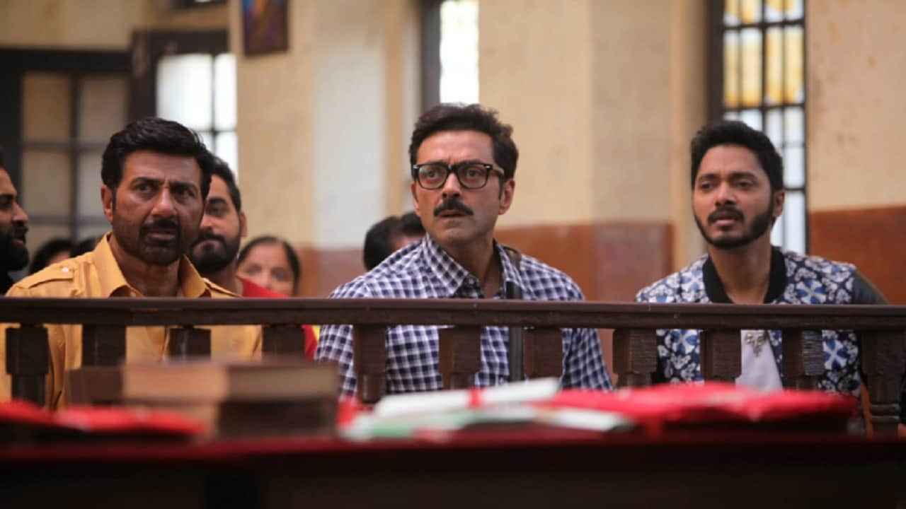 Poster Boys movie review: Bobby, Sunny Deol are funny, but a bad plot cant hide behind humour