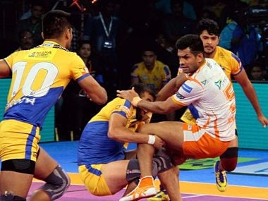 Pro Kabaddi League 2017: Puneri Paltan outshine Tamil Thalaivas; Gujarat Fortunegiants edge past Patna Pirates
