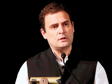 Rahul Gandhi says politics of polarisation challenge in India; sections of society dont see BJP vision