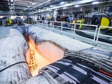 Microsoft and Facebook complete 6,430 kilometer long transatlantic Marea subsea cable project