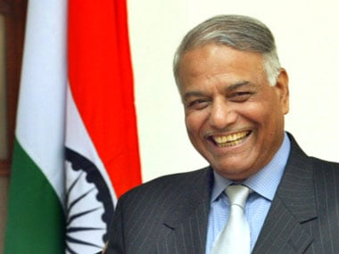 Yashwant Sinha is passing off personal agenda as national duty by criticising Narendra Modi govt