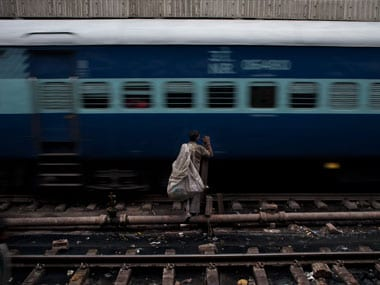 Train accidents have come down by 40-45 percent, says Railway Board, hopes to further reduce mishaps