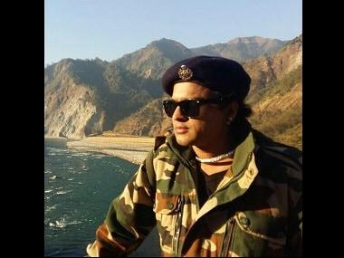 Zubeen Garg from his Assamese film, Mission China. Image via Facebook/ Zubeen Garg