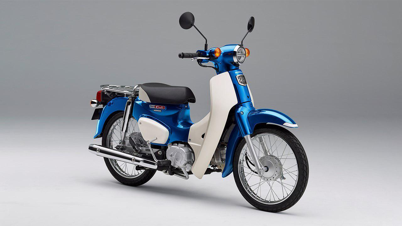 The 2018 Honda Super Cub