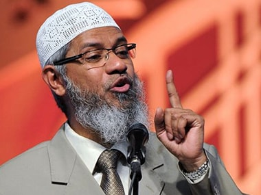Zakir Naik denies false and baseless reports of being extradited to India, says he will return when govt is just and fair