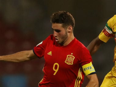 FIFA U-17 World Cup 2017: Abel Ruiz and other Spanish players to watch out for in grand finale