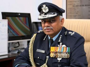 File image of Air Marshal SB Deo. Image Courtesy: Twitter/ @MIA_India