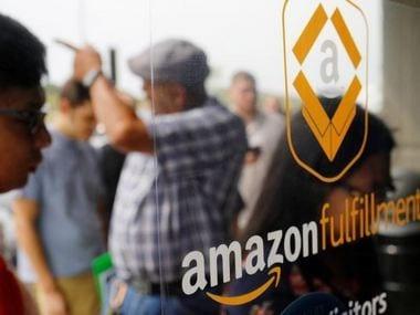 Amazon. Reuters