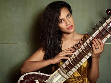 Anoushka Shankar gives live score for restored Indian silent film Shiraz: A Romance of India