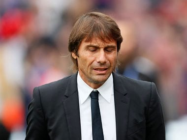 FIle image of Chelsea manager Antonio Conte. Reuters