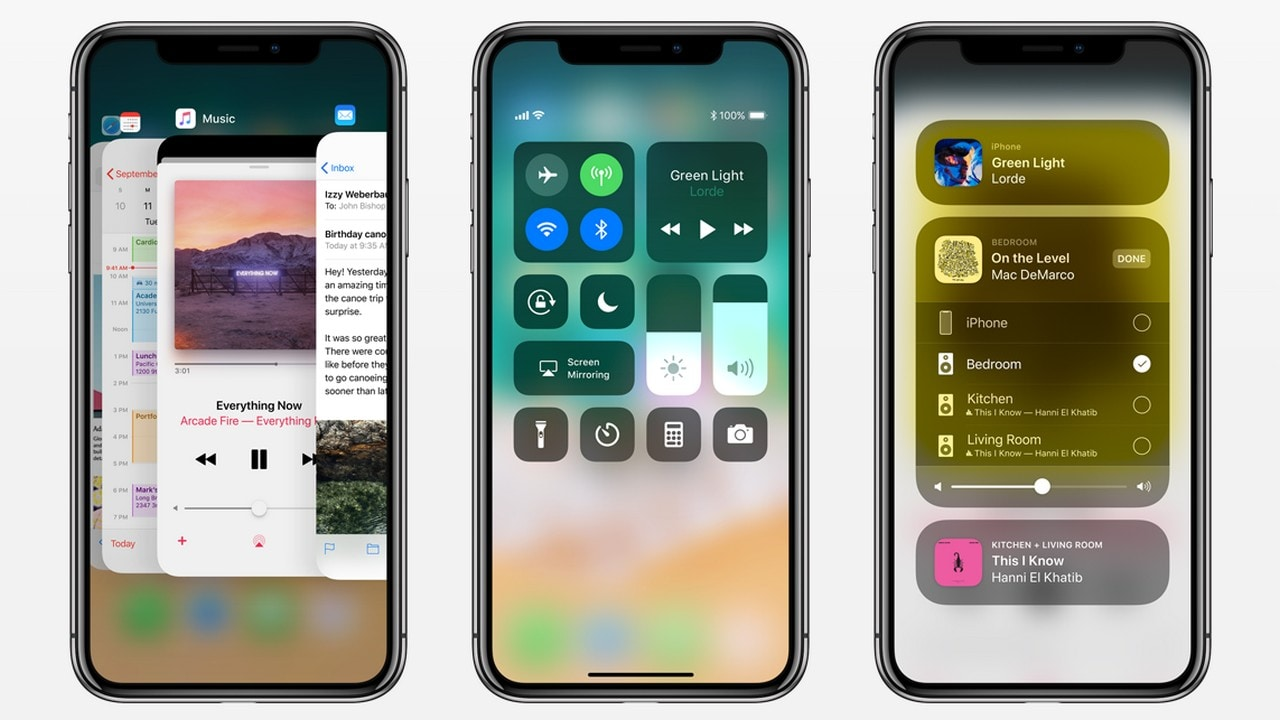 Apple announced iOS 12, no devices left behind