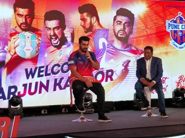 ISL 2017-18: Bollywood star Arjun Kapoor joins FC Pune City as their new co-owner