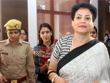 File Image of NCW chief Rekha Sharma. PTI