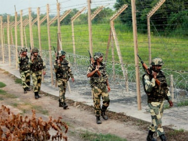 Jammu and Kashmir: One civilian killed, three injured as Pakistan Rangers resort to heavy overnight firing