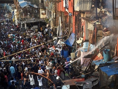 Repeated fires in Bandra slum raise eyebrows: Authorities smell conspiracy to deter BMC demolition drive