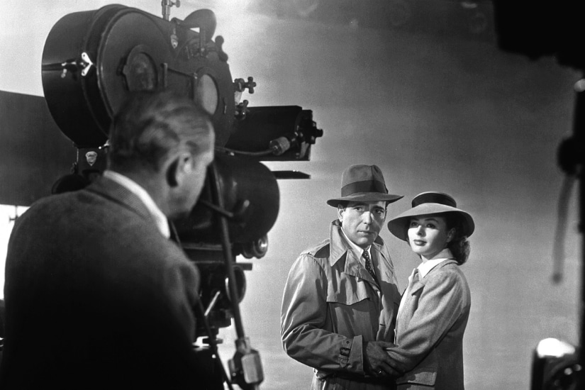 Despite their extraordinary on-screen chemistry, Bogart and Bergman reportedly disliked each other on set. Warner Bros.