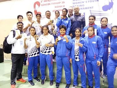 Balkan International Boxing Championship: Indias women pugilists end tournament with five medals