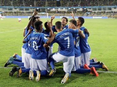 FIFA U-17 World Cup 2017: Brazil coach Carlos Amadeu wants team to score more goals during knock-outs