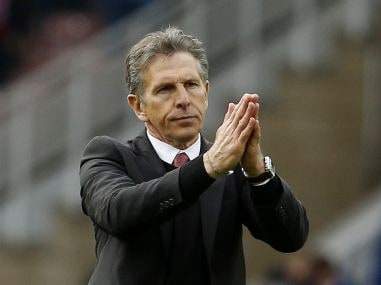 File photo of Claude Puel. Reuters