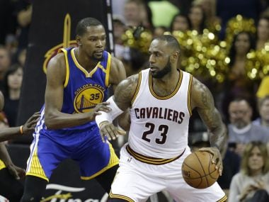 NBA 2017-18: LeBron James relies on revamped Cleveland Cavaliers to dethrone Warriors as champions