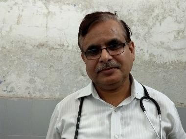 Dr Kailash Dulhani. Image courtesy: Saurabh Sharma