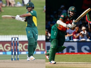 Highlights, South Africa vs Bangladesh, 1st T20I at Bloemfontein: Proteas defeat visitors by 20 runs