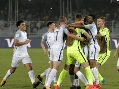 FIFA U-17 World Cup 2017: After dramatic 90 minutes, England bury past demons to beat Japan on penalties