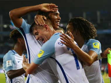 FIFA U-17 World Cup 2017: England underline title credentials with thumping win over Iraq