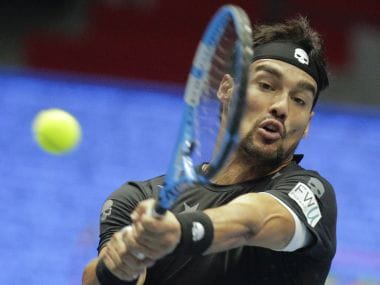 Fabio Fognini fined for sexist US Open outburst, could face double Grand Slam ban if he repeats offence