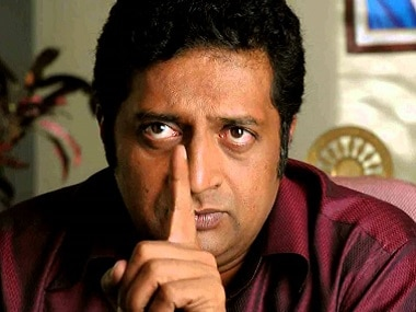File image of actor Prakash Raj. Image source: Youtube screengrab