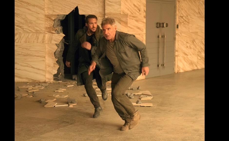 Blade Runner 2049 is slated to release on 6 October 2017. Image from AP