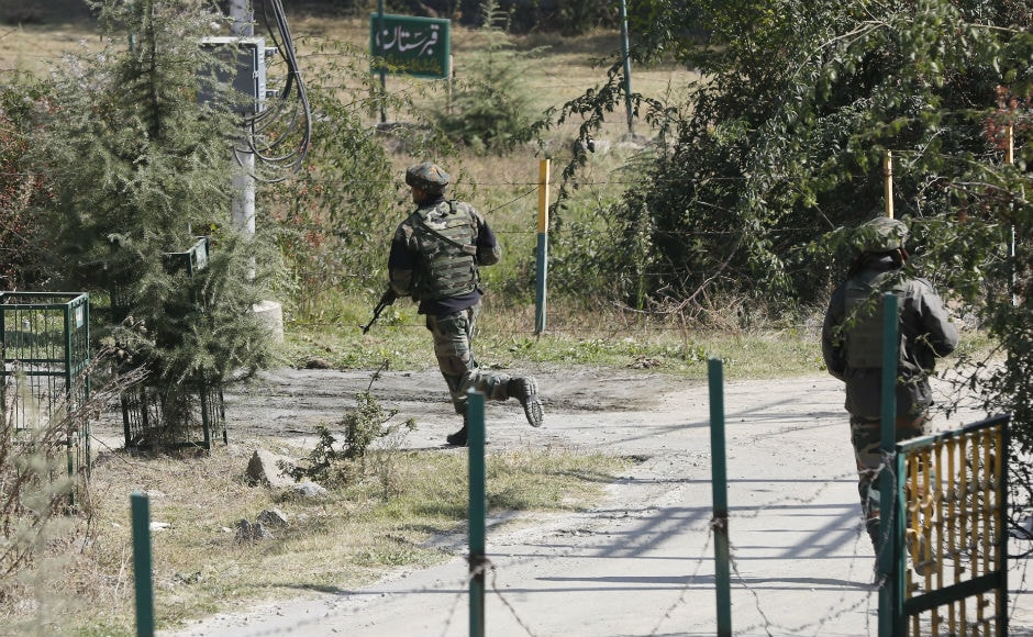 An assistant sub-inspector of the BSF was killed in the attack, while security forces managed to kill all three militants in the counter-terror operations. AP