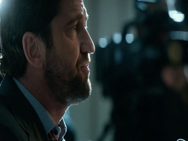 Geostorm movie review: Gerard Butler in a predictable and loud disaster movie