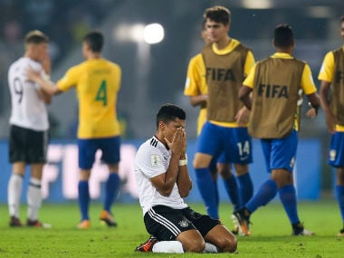 FIFA U-17 World Cup 2017: Germany coach was right; poor refereeing turning out to be a bane in showpiece event